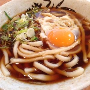 Tamago Udon - Egg Udon
