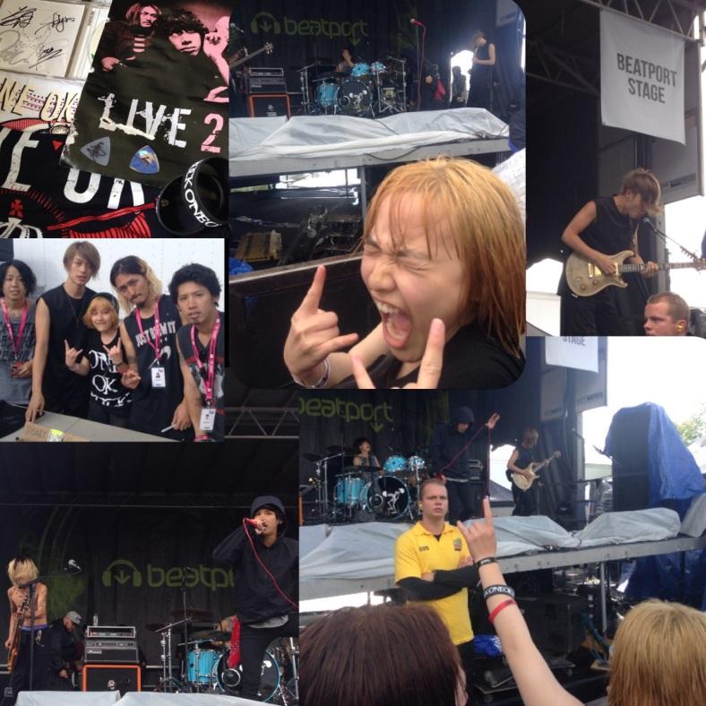 ONE OK ROCK in 'Seattle'